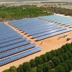 Mega Watt Solar power plant In India